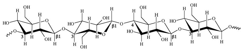 cấu trúc betaglucan